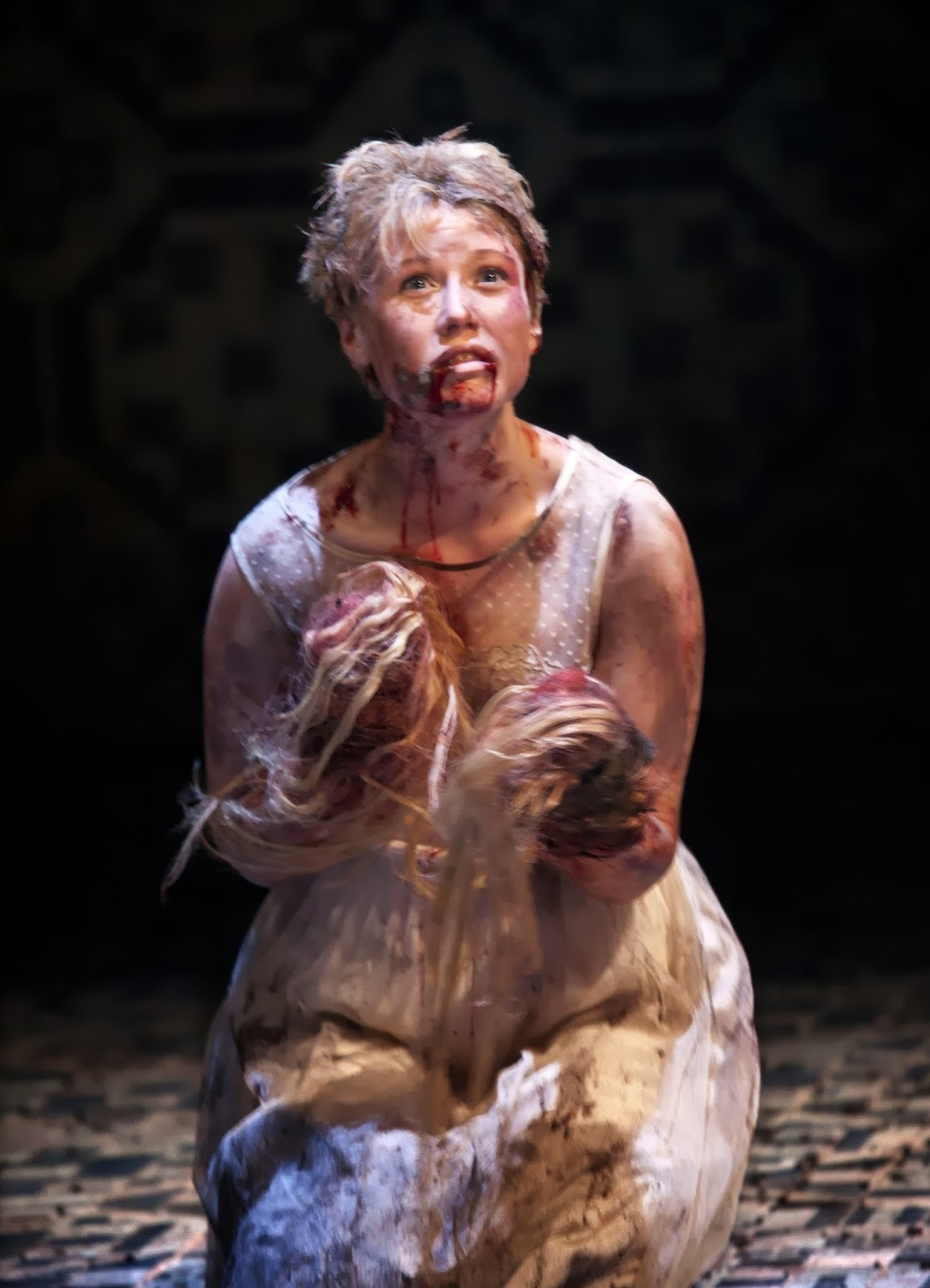 the better parent in titus andronicus